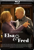 Elsa and Fred (2014) 1080p Poster