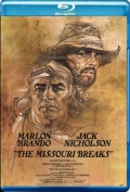 The Missouri Breaks (1976) Poster