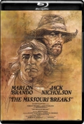 The Missouri Breaks (1976) 1080p Poster