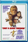 Cast a Giant Shadow (1966) Poster