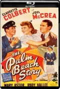 The Palm Beach Story (1942) 1080p Poster