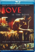Love Is the Devil Study for a Portrait of Francis Bacon (1998) Poster