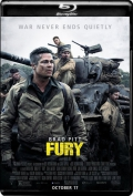 Fury (2014) 1080p Poster