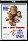 Cast a Giant Shadow (1966) 1080p Poster