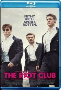 The Riot Club (2014) Poster