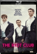 The Riot Club (2014) 1080p Poster
