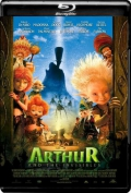 Arthur and the Invisibles (2006) 1080p Poster