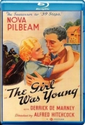 The Girl Was Young (1937) Poster