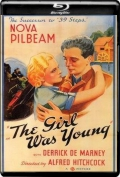 The Girl Was Young (1937) 1080p Poster