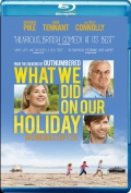 What We Did on Our Holiday (2014) Poster