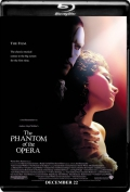 The Phantom of the Opera (2004) 1080p Poster