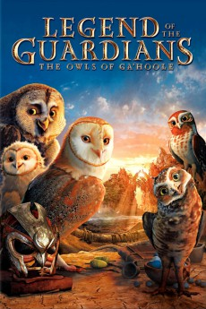 Legend of the Guardians: The Owls of Ga'Hoole (2010) Poster