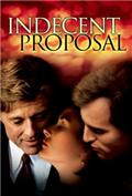 Indecent Proposal (1993) Poster