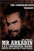 Mr. Arkadin (1955) Poster