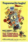 The Computer Wore Tennis Shoes (1969) Poster