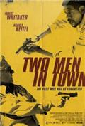 Two Men in Town (2014) 1080P Poster