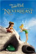 Tinker Bell and the Legend of the NeverBeast (2014) 1080P Poster