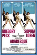 Arabesque (1966) Poster