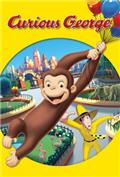 Curious George (2006) 1080P Poster