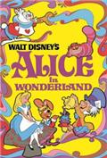 Alice in Wonderland (1951) 1080P Poster