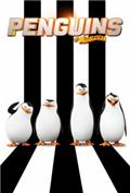 Penguins of Madagascar (2014) 3D Poster