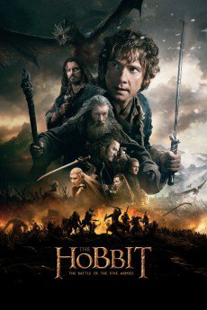 The Hobbit: The Battle of the Five Armies (2014) 1080P Poster