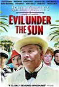 Evil Under the Sun (1982) Poster