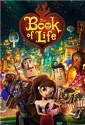 The Book of Life (2014) 3D Poster