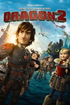 How to Train Your Dragon 2 (2014) 3D Poster