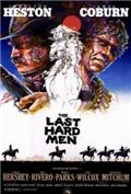 The Last Hard Men (1976) Poster