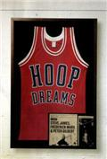 Hoop Dreams (1994) Poster