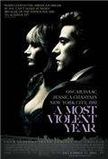 A Most Violent Year (2014) Poster
