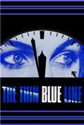 The Thin Blue Line (1988) Poster