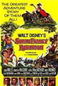 Swiss Family Robinson (1960) 1080P Poster