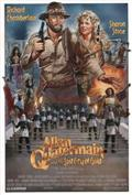 Allan Quatermain and the Lost City of Gold (1986) 1080P Poster