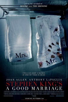A Good Marriage (2014) Poster