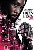 The Man with the Iron Fists 2 (2015) 1080P Poster