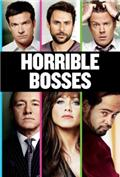 Horrible Bosses (2011) 1080P Poster