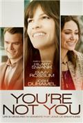 You're Not You (2014) 1080P Poster