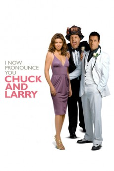 I Now Pronounce You Chuck & Larry (2007) 1080P Poster