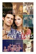 The Last Five Years (2014) Poster