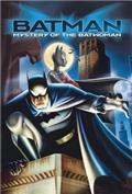 Batman: Mystery of the Batwoman (2003) 1080P Poster