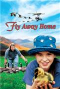 Fly Away Home (1996) Poster