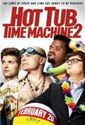 Hot Tub Time Machine 2 (2015) 1080P Poster