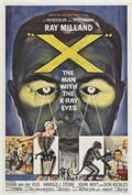 X: The Man with the X-Ray Eyes (1963) 1080P Poster