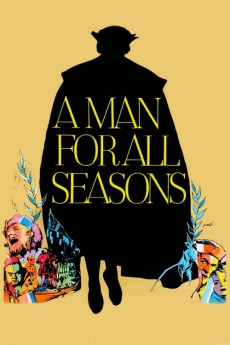 A Man for All Seasons (1966) 1080P Poster