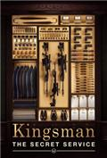 Kingsman: The Secret Service (2014) Poster