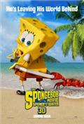 The SpongeBob Movie: Sponge Out of Water (2015) 3D Poster