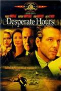 Desperate Hours (1990) Poster
