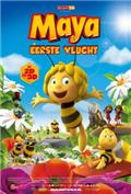 Maya the Bee Movie (2014) 1080P Poster